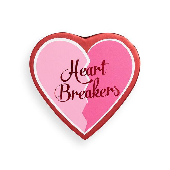 I Heart Revolution Heartbreakers Matte Blush Brave