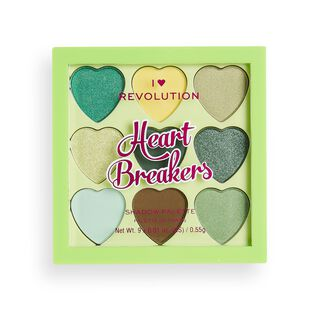 I Heart Revolution Heartbreakers Lucky Eyeshadow Palette