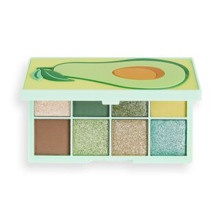 I Heart Revolution Mini Tasty Avocado Eyeshadow Palette