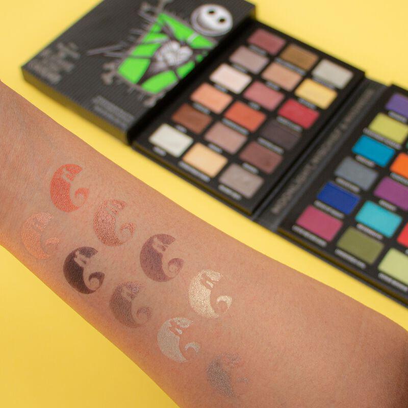 Makeup Revolution Disney Nightmare Before Christmas Eyeshadow Palette Jack