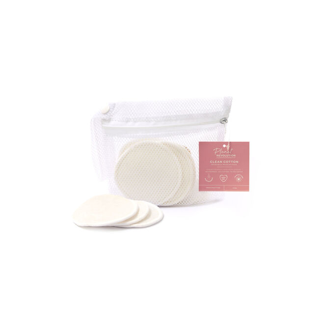 Planet Revolution Wash Away Makeup Remover Pads