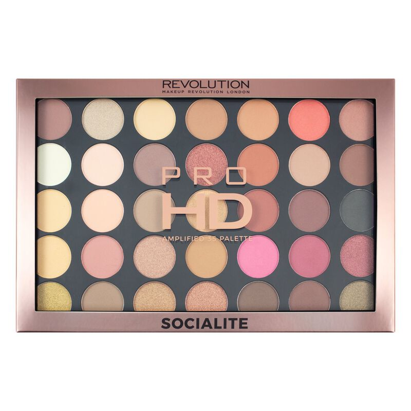 HD Palette Amplified 35 - Socialite