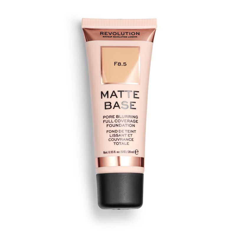 Matte Base Foundation F8.5