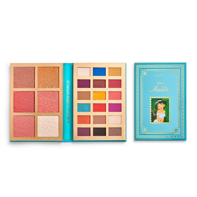 I Heart Revolution Disney Fairytale Books Palette Jasmine