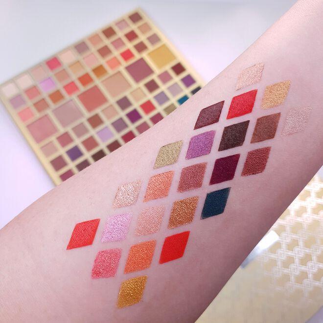 XX Revolution XXplosion Eyeshadow Palette
