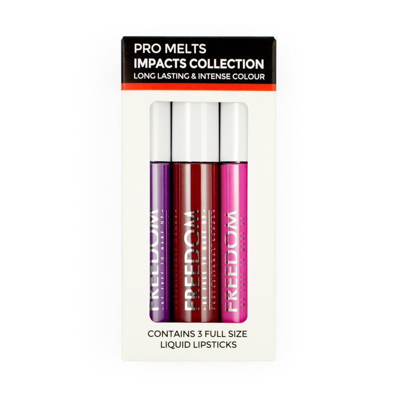 Pro Melts Impacts Collection