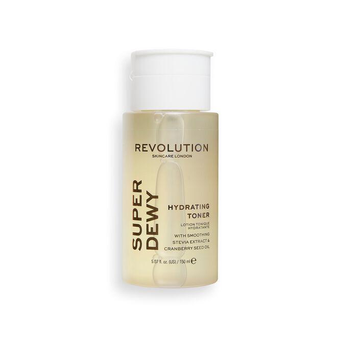 Revolution Skincare Superdewy Hydrating Toner