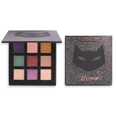 Catwoman™ X Makeup Revolution Jewel Thief Eyeshadow Palette