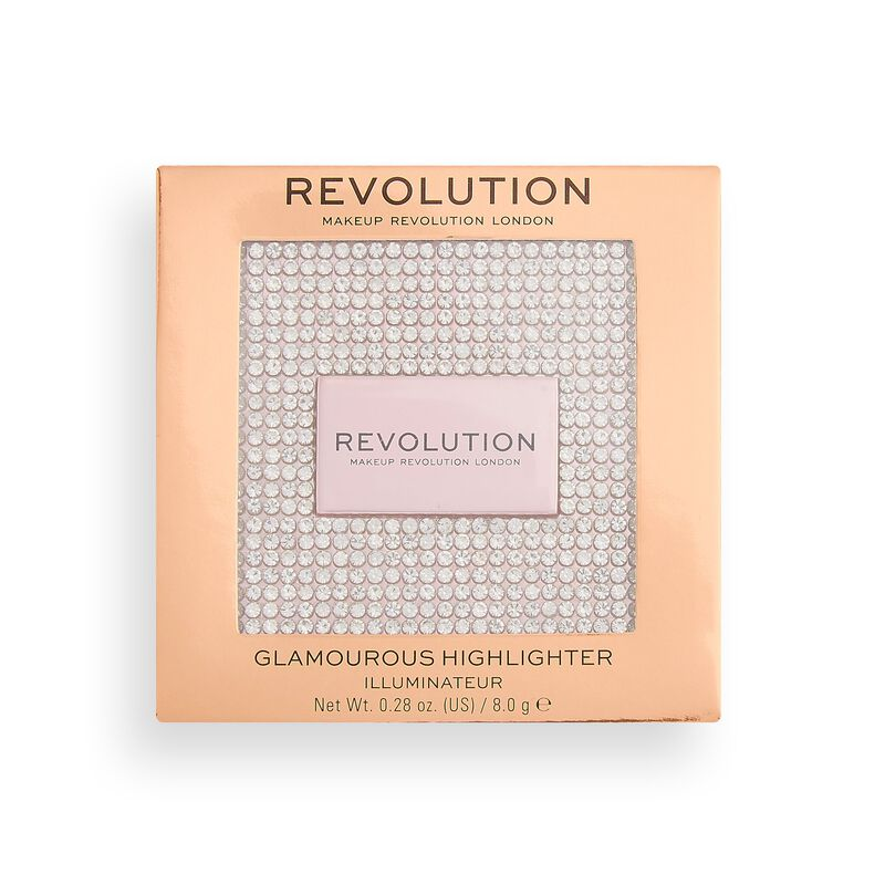 Makeup Revolution Precious Glamour Illuminator She's Lavish