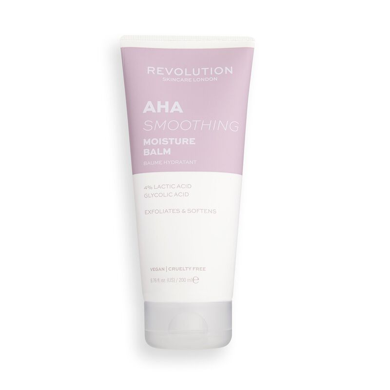 Revolution Body Skincare AHA Smoothing Moisture Balm