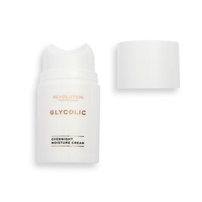 Revolution Skincare Glycolic Acid AHA Glow Night Cream