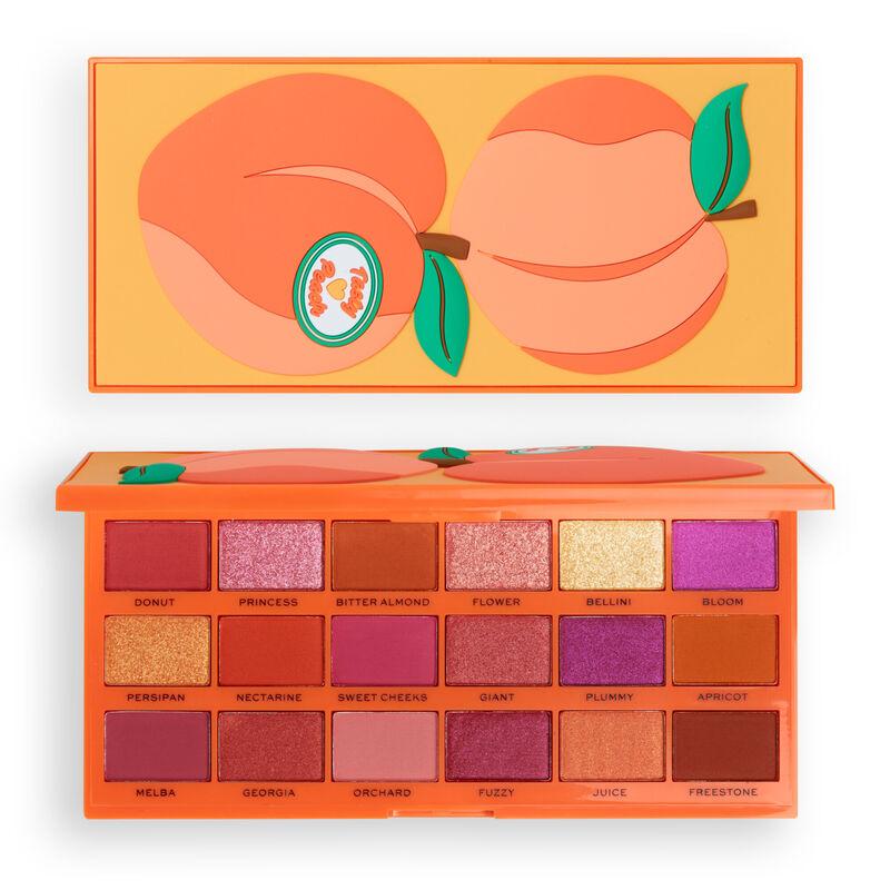 I Heart Revolution Tasty Peach Eyeshadow Palette