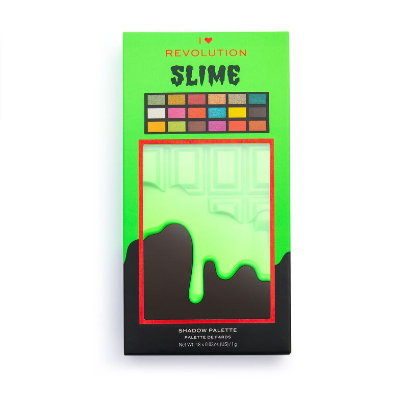 Slime Chocolate Palette