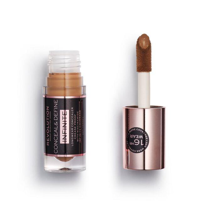 Makeup Revolution Conceal & Define Infinite Longwear Concealer (5ml) C13.5