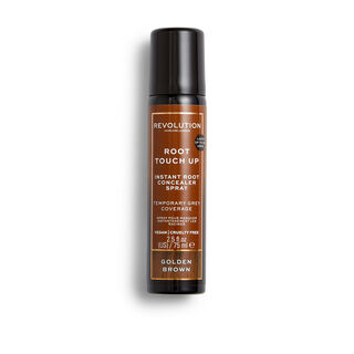 Revolution Haircare Root Touch Up Spray Golden Brown