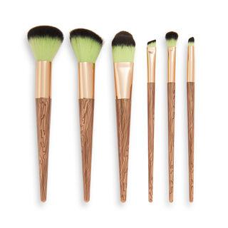 The Simpsons Makeup Revolution Bouvier Coven Brush Set