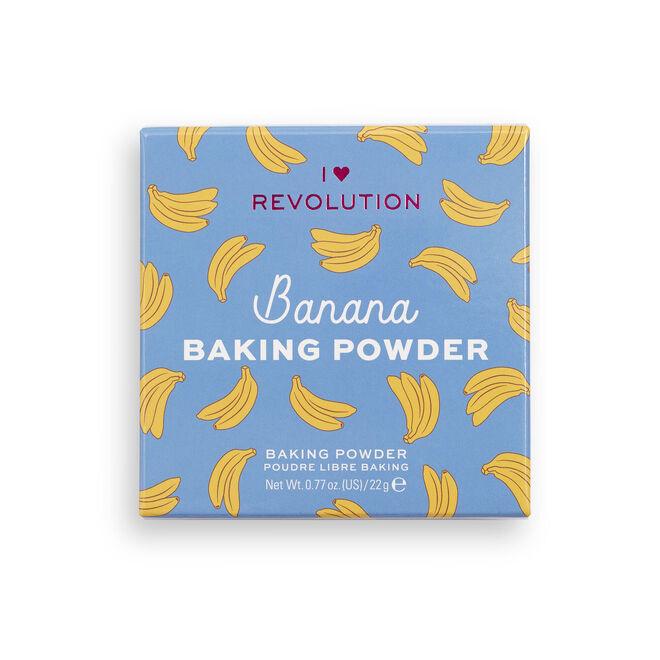 Loose Baking Powder Banana