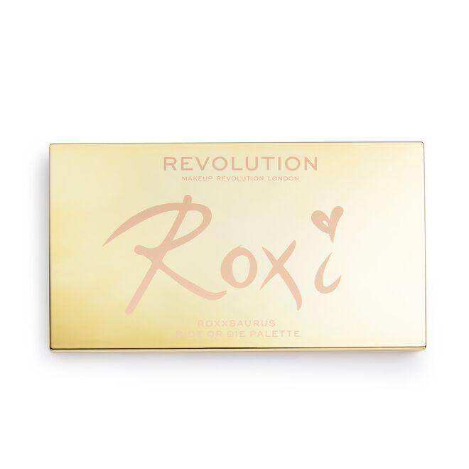Makeup Revolution X Roxxsaurus Ride or Die Eyeshadow Palette