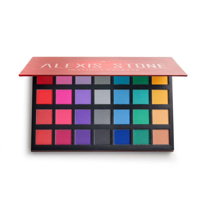 Revolution X Alexis Stone The Instinct Palette
