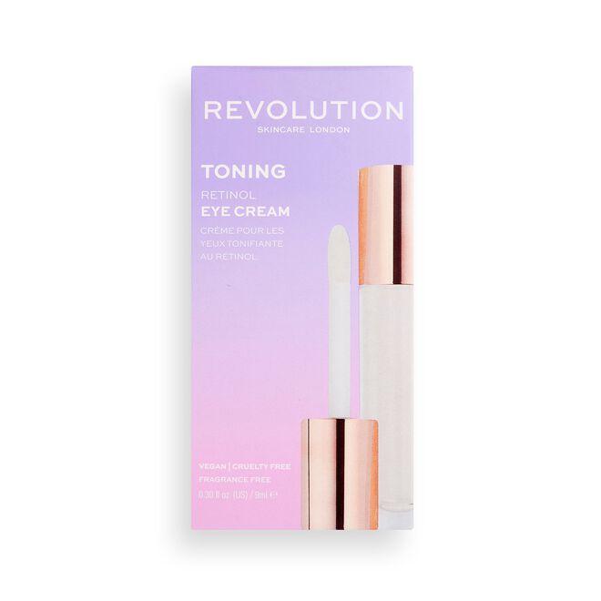Revolution Skincare Retinol Toning Eye Cream Wand