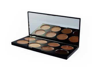 Ultra Cover and Conceal Palette - Medium Dark