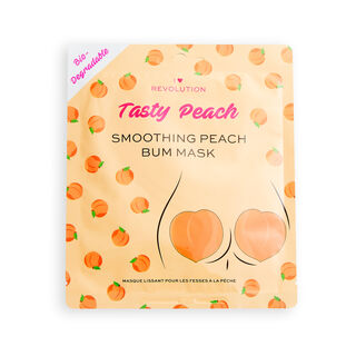 I Heart Revolution Peach Bum Sheet Mask