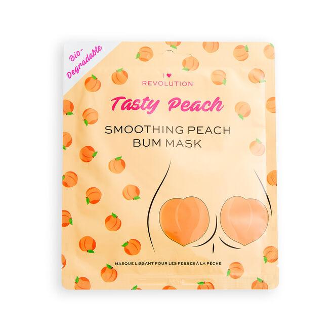 I Heart Revolution Peach Bum Sheet Mask