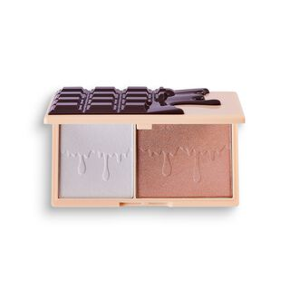 Chocolate Fondue Mini Chocolate Palette