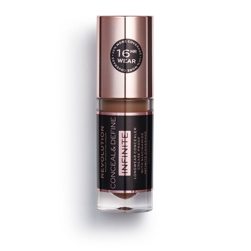 Makeup Revolution Conceal & Define Infinite Longwear Concealer (5ml) C16