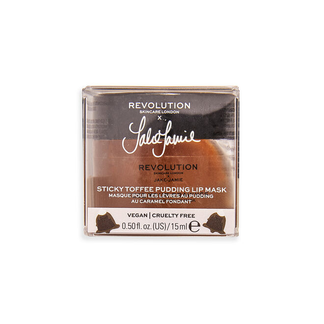 Revolution Skincare X Jake Jamie Sticky Toffee Pudding Lip Mask