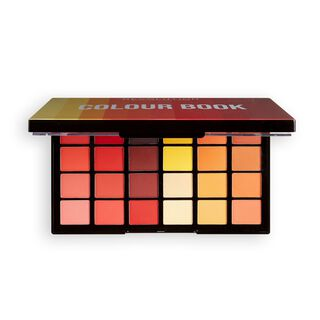 Makeup Revolution Colour Book CB03 Shadow Palette