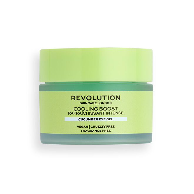 Revolution Skincare Cucumber Cooling Eye Gel