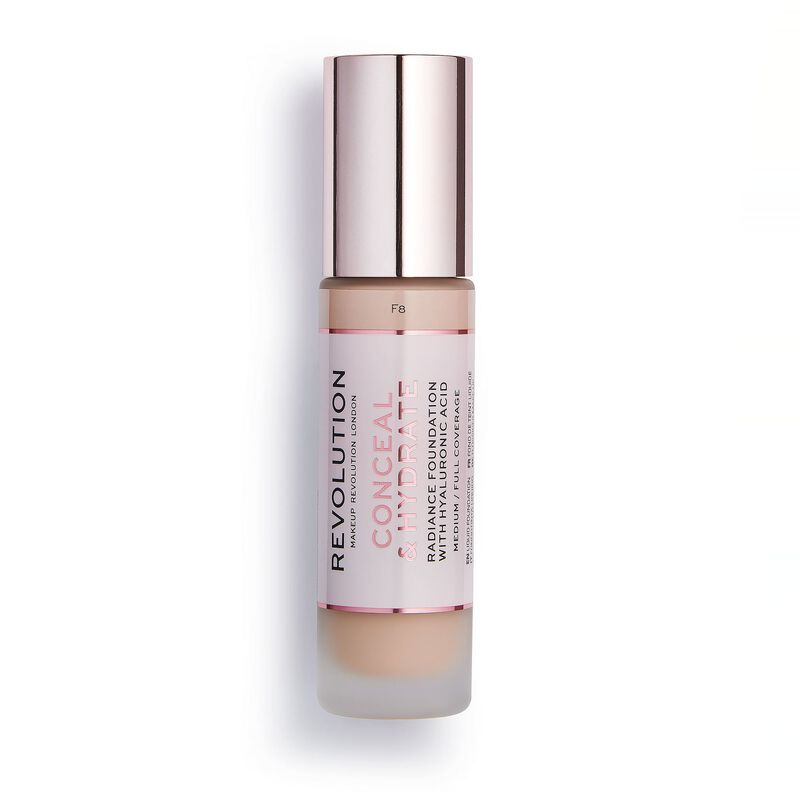 Conceal & Hydrate Foundation F8