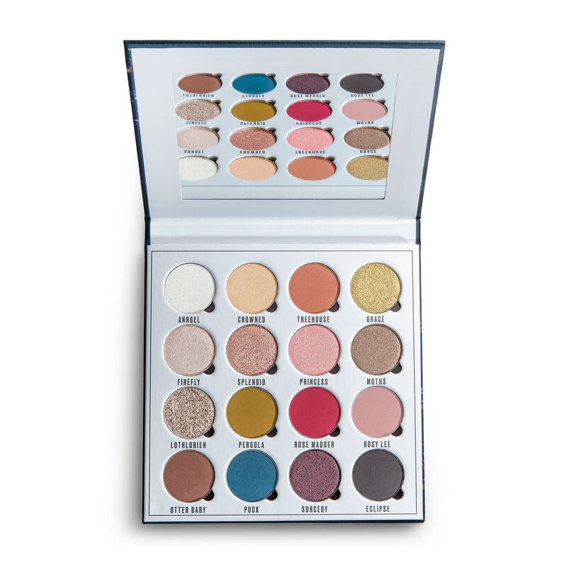 Makeup Obsession X Rady Dusk Shadow Palette