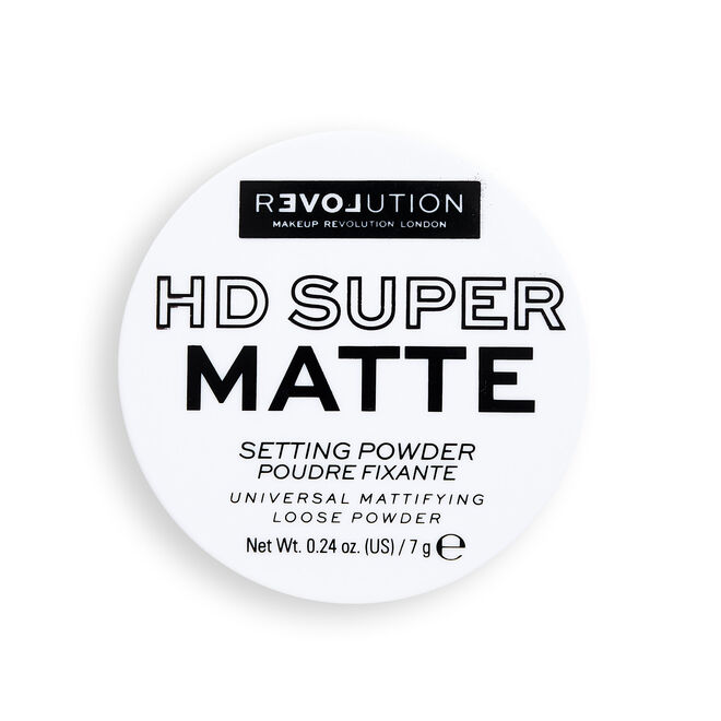 Relove by Revolution Super HD Setting Powder