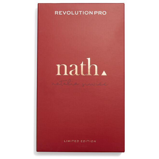 Revolution Pro X Nath Eyeshadow Palette