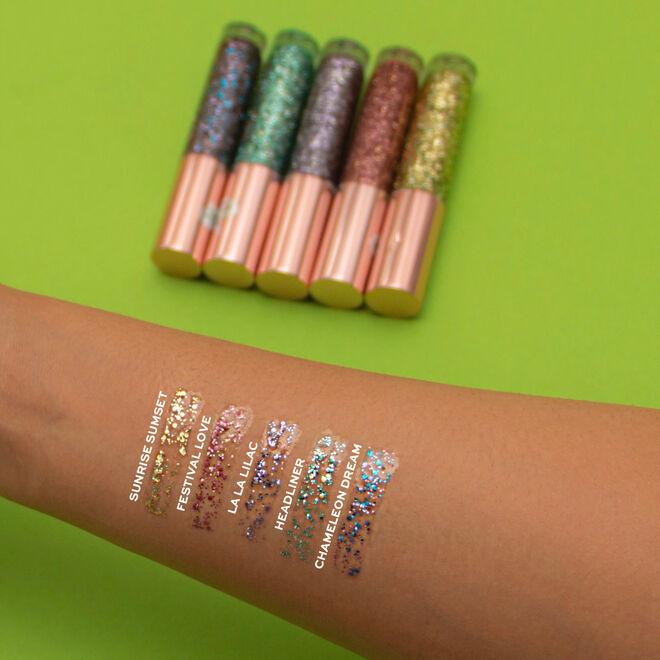 Makeup Revolution Viva Glitter Body Gloss
