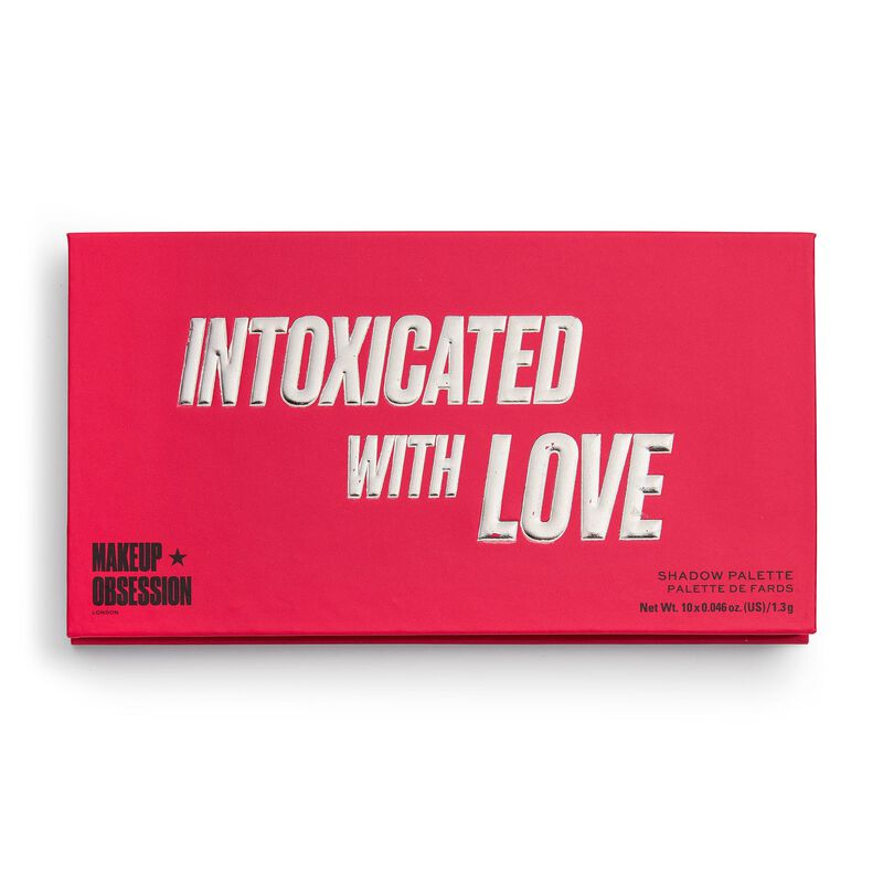 Shadow Palette Intoxicated By Love
