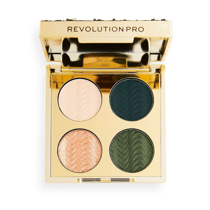 Revolution Pro So Jaded Eyeshadow Palette