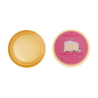 I Heart Revolution Lip Mask & Balm Vanilla Cake