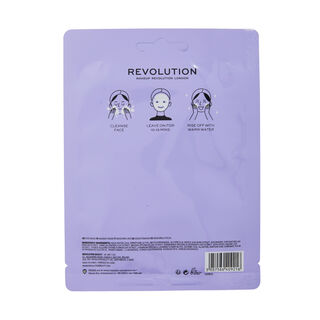 Makeup Revolution X Friends Monica Niacinamide Sheet Mask