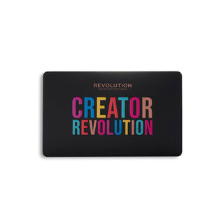 Creator Revolution Limitless Eyeshadow Palette Nude Reign