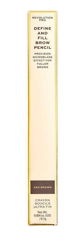 Define & Fill Micro Brow Pencil Ash Brown