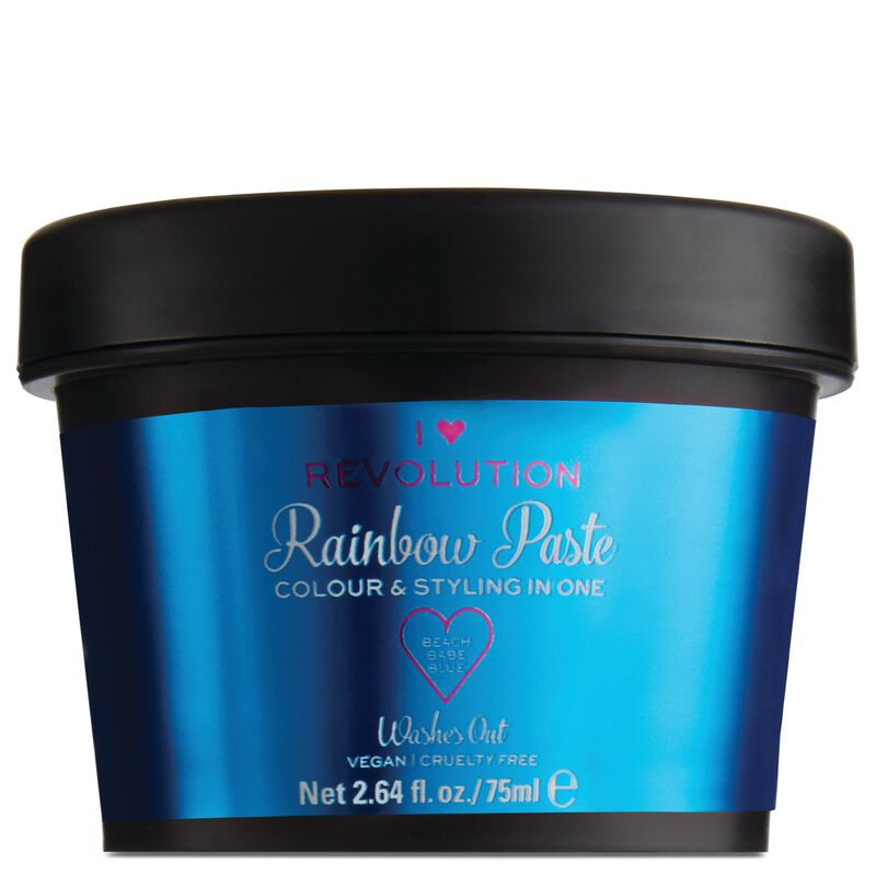 Rainbow Paste Beach Babe Blue
