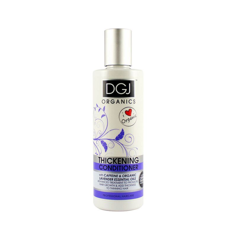 DGJ Organics Thickening Conditioner 250ml