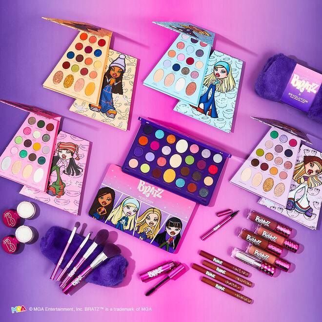 Makeup Revolution x Bratz Maxi Plump Lip Gloss Clear
