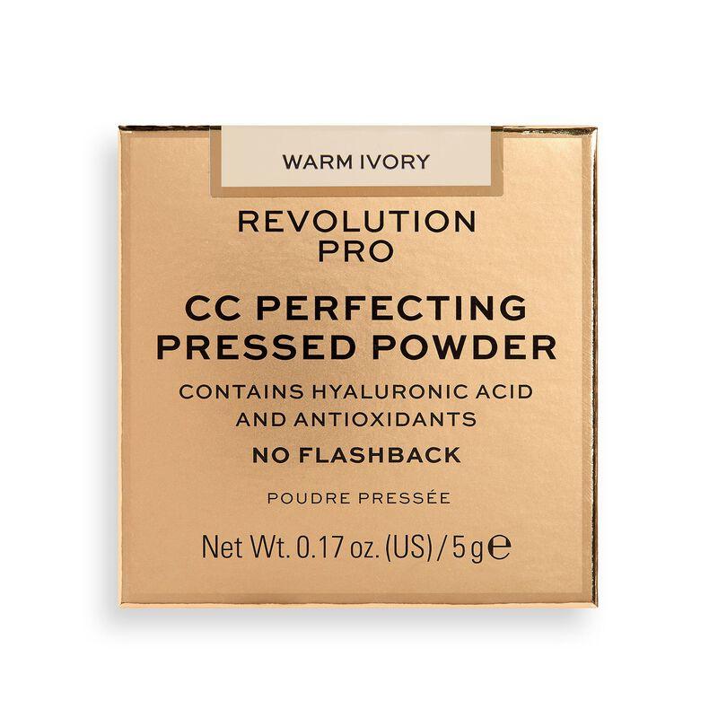 Revolution Pro CC Perfecting Pressed Powder Warm Ivory