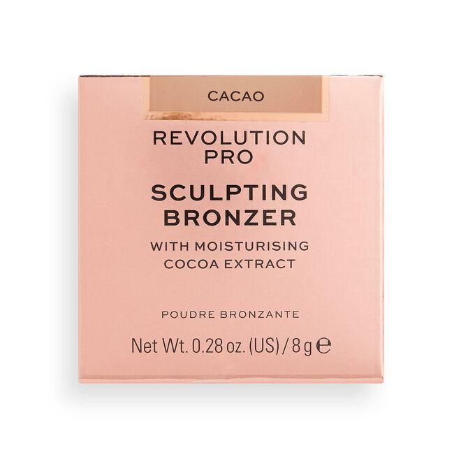 Revolution Pro Sculpting Medium-Light Bronzer Cacao