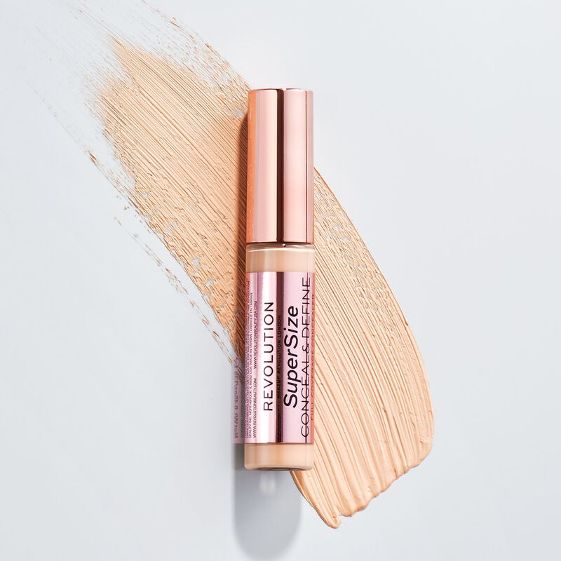 Conceal & Define Supersize Concealer C4