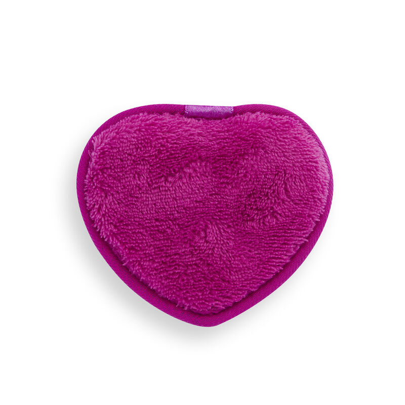 Revolution Skincare Make Up Remover Cushions Hearts